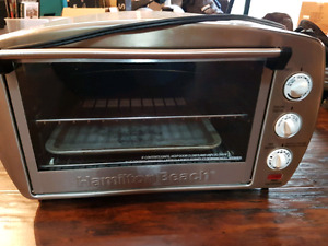 Near perfect condition Toaster Oven.