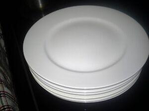 Dinner Plate Set (White)