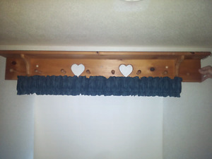Crafted Pine Shelf-REDUCED!