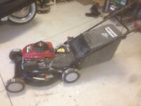 "21"" Honda/Craftsman Lawnmower"