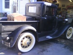 WANTED 1928-31 FORD MODEL A PICKUP BOX