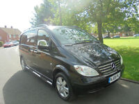2009 Mercedes-Benz Vito 2.1CDi Traveliner 115 - Compact 115CDI DIESEL 150BHP