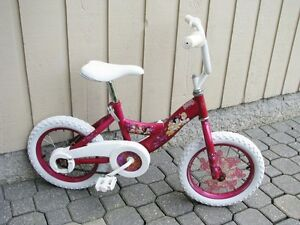 Girls Bike - 14 Inch wheels