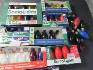 + Collection of Outdoor Incandescent Christmas Lights