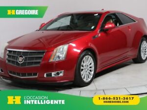 2011 Cadillac CTS Performance AWD CUIR TOIT MAGS BLUETOOTH CAMER