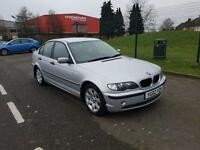 2002 BMW 3 Series 1.8 316i SE 4dr