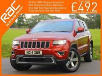 2014 Jeep Grand Cherokee 3.0 Limited Plus + Turbo Diesel 4x4 4WD Auto Start/Stop