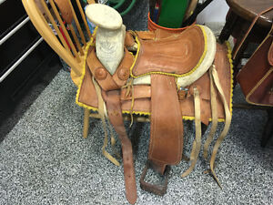 saddles used Kitchener / Waterloo Kitchener Area image 1