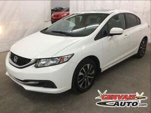 Honda Civic EX Toit Ouvrant A/C MAGS **Inspection complète** 201