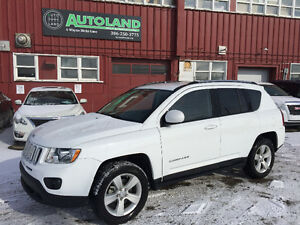 2015 Jeep Compass 4X4 North Edition
