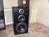 technics towers no covers       loud    1 PAIR