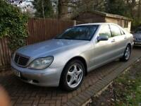 Mercedes-Benz S320 3.2 auto 2003MY S320. - PRICED TO CLEAR