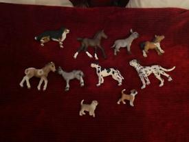 Schleich horses Bundle E