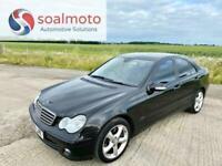 Mercedes C200 CDI SE*New 12m MOT*Full History-14 stamp*Full Leather*Stunning car