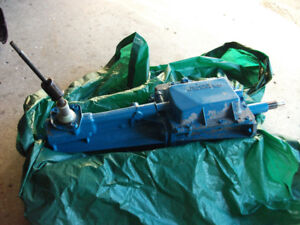Ford 4sp transmission