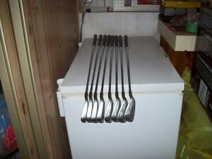Complete set of irons - 8 clubs