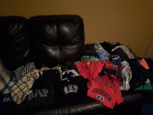 Baby boy clothes- 18 months, $20