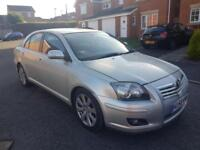 Toyota Avensis 2.2D-4D 150 2009 58 low miles service history