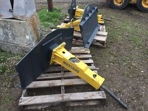 New Skid Steer Breaker Hammer