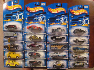 BUBBA - More Packaged HOT WHEELS #1E