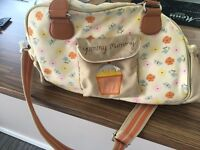 Good used condition yummy mummy changing bag