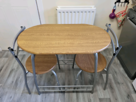 2 seater dining table set