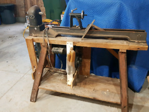 Lathe and Planer