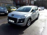 2013 Peugeot 3008 1.6 HDi 115 Active II 5dr Nationwide delivery HATCHBACK Diese