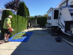 RV Lot For Rent - Kelowna