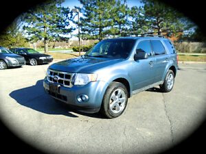 2010 Ford Escape XLT, 3.0L. AUTOMATIC, *** 4WD ***