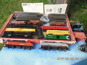 HO Tri-Ang Train Sets