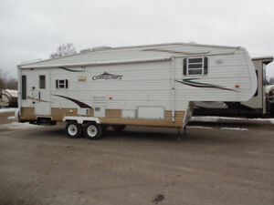 2007 Conquest 26frbw