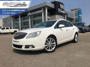 2012 Buick Verano Leather Group  NAVIGATION