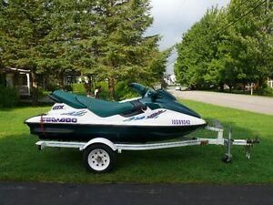 Motomarine Sea Doo GTX 1997