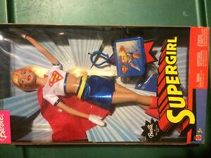 Supergirl barbie