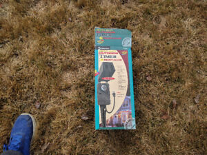 Outdoor Timer $10