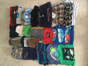 55  items of boy's 18-24 months