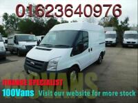 FORD TRANSIT 2.2TDCi DURATORQ 85PS T280 M/ROOF SWB AIR/CON AND REVERSING SENSORS