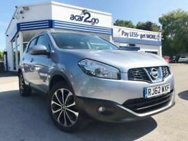 2012 Nissan QASHQAI N-TEC PLUS DCI Manual Hatchback