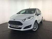 2014 FORD FIESTA TITANIUM TDCI 1 OWNER FORD SERVICE HISTORY FINANCE PX WELCOME