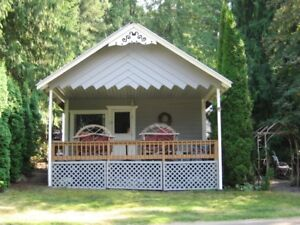 Shuswap  Lake Cabin for Rent