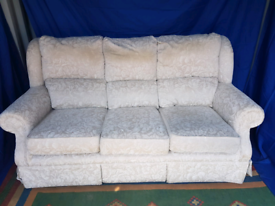 Three seater sofa (free delivery)