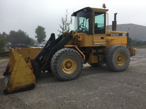 Loader,chargeur sur roues Volvo
