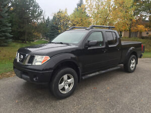 2007 Nissan Frontier LE, Crew Cab,4X4, 4.0 V6, Very Clean!