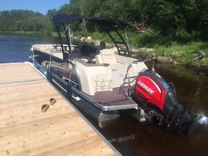 PRINCECRAFT VOGUE 27 SE + EVINRUDE 300 G2