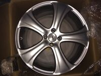 "KAHN RS-C 18"" Brand New Single Alloy Wheel (4 stud) fits BMW E30/Mini's"