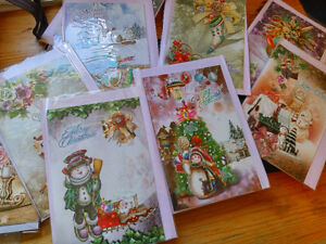 beautiful christmas cards and princes cards Kitchener / Waterloo Kitchener Area image 1