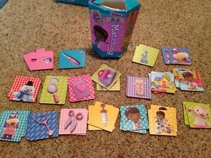 Doc McStuffins Lot