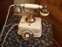 Old Reproduction Phone