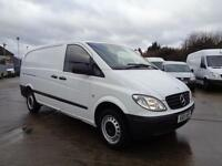 MERCEDES-BENZ VITO 2.1 CDi | 109 | LONG | 1 OWNER | NEW MOT | 2010